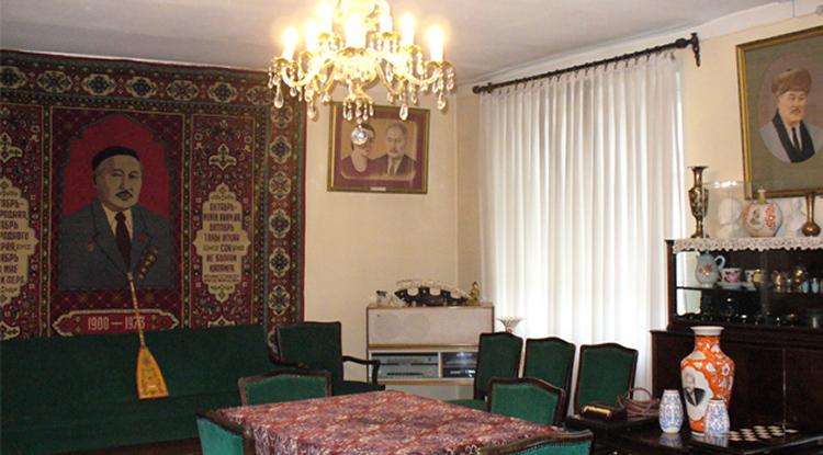 Музейный комплекс C. Муканова и Г. Мусрепова