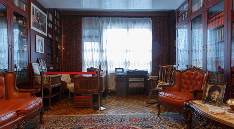 Дом-музей им Д. А. Кунаева