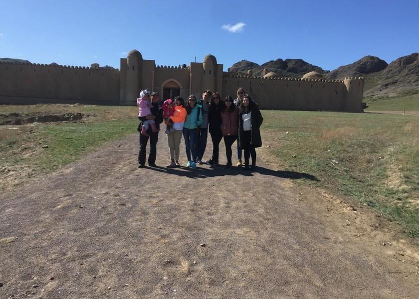 Экскурсия «Замок Кочевников» (Групповая)